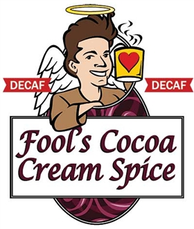 Fool's Decaf Cocoa Cream Spice / 12oz