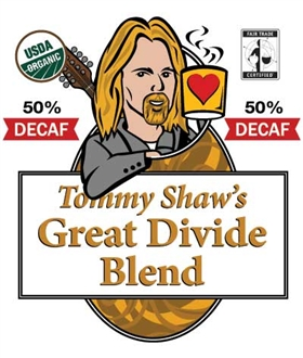 Tommy Shaw's Great Divide Blend / 10oz