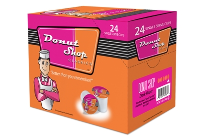 Donut Shop K-Cups Dark Roast / 24ct