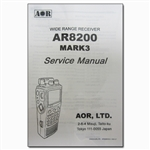 SM8200MKIII Service Manual for AR8200