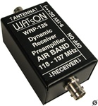 WRP-125 Pre-Amplifier for VHF Airband Receivers