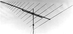 CLP-3100N Log Periodic Antenna