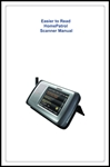 Easier to Read Uniden HomePatrol-1 Scanner Manual