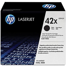 Genuine HP 4250 OEM Toner Hi Yield Q5942X-OEM