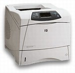 HP LaserJet 4300N Printer Refurbished Q2432A