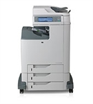 HP Color LaserJet 4730f MFP Printer Refurbished CB481A