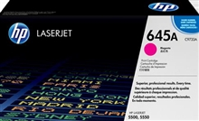 Genuine HP Color LaserJet C9733A MAGENTA Print Cartridge