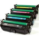 HP Color M551 Compatible Toner Kit