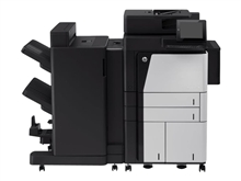 HP Enterprise flow M830z NFC/Wireless MFP Printer D7P68A
