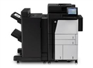 HP Enterprise flow M880z MFP A2W75A With Finisher - Brand New