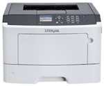 Lexmark MS510DN Monochrome Laser Printer 35S0300