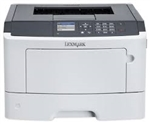 Lexmark MS610DN Laser Printer Refurbished