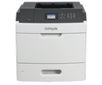 Lexmark MS812DN Monochrome Laser Printer