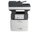 Lexmark MX711DE Laser Printer/Copier/Scanner/Fax