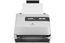 HP ScanJet Enterprise 7000n Document Capture Workstation