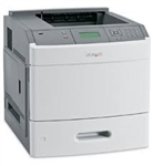 Lexmark Optra T652N Laser Network Printer