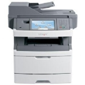 Lexmark X463de Mono Laser MFP - Printer/Copier/Scanner/Fax
