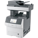 Lexmark XS748DE MFP Laser Printer Refurbished 34T5123