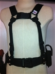External Vest Carrier Suspenders