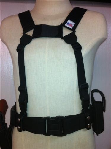 Suspenders Law Enforcement Duty Belt