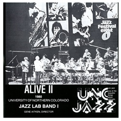 Alive II - LP Only,<em> by University of Northern Colorado</em>