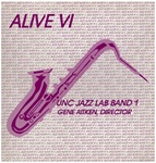Alive VI - LP Only,<em> by University of Northern Colorado</em>