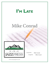 I'm Late - PDF Download<em> by Mike Conrad</em>