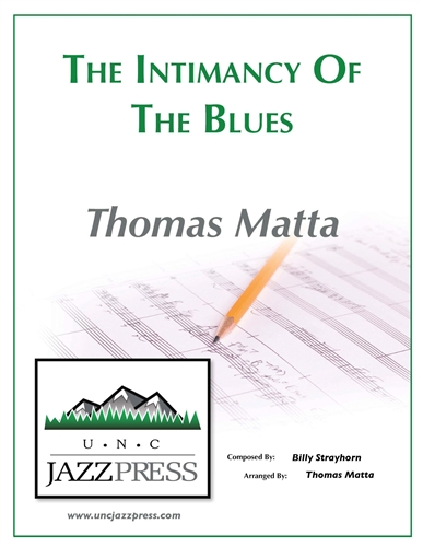 The Intimacy Of The Blues, by Tom Matta
