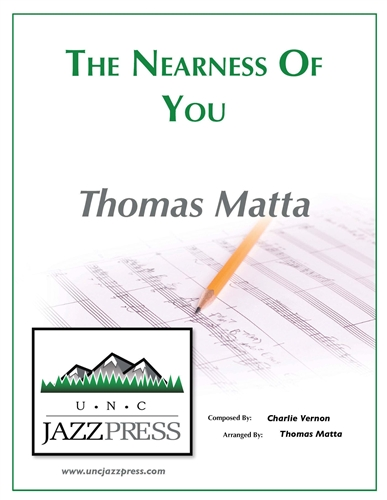 The Nearness of You - PDF Download, by Tom Matta