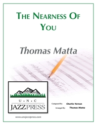 The Nearness of You - PDF Download,<em> by Tom Matta</em>