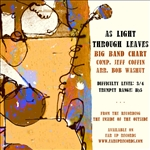 As Light Through Leaves  - PDF Download,<em> by Jeff Coffin arr. Bob Washut</em>