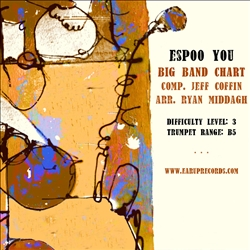 Espoo You - PDF Download,<em> by Jeff Coffin arr. Ryan Middagh</em>