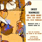 Sweet Magnolias - PDF Download,<em> by Jeff Coffin arr. Ryan Middagh</em>