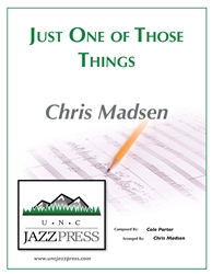 Just One Of Those Things - PDF Download,<em> by Chris Madsen</em>
