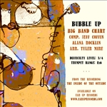 Bubble Up  - PDF Download,<em> by Alana Rocklin - Jeff Coffin arr. Tyler J. Mire</em>
