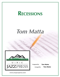 Recessions - Combo - PDF Donwload,<em> by Tom Matta</em>