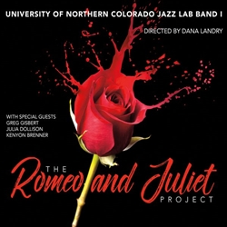 The Romeo & Juliet Project: UNC Jazz Lab Band I CD