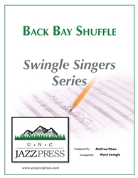Back Bay Shuffle (SK-5),<em> by Ward Swingle</em>