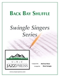 Back Bay Shuffle (SK-5) - PDF Download - 16 Copies,<em> by Ward Swingle</em>