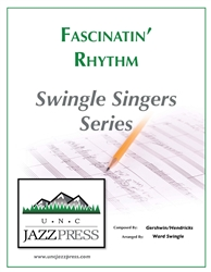 Fascinatin' Rhythm (SK-7) - 14 Copies - PDF Download,<em> by Ward Swingle</em>