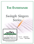 The Entertainer (RTJ-9) - PDF Download - 10 Copies,<em> by Ward Swingle</em>
