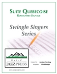 Suite Quebecoise - Rossignolet Sauvage (SF-5) - PDF Download 12 copies,<em> by Ward Swingle</em>