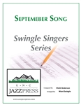September Song (SS-16) - PDF Download - 10 Copies,<em> by Ward Swingle</em>