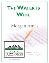 The Water Is Wide,<em> by Morgan Ames</em>