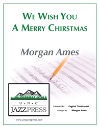 We Wish You A Merry Christmas - PDF Download - 16 Copies,<em> by Morgan Ames</em>