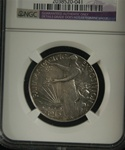 NGC Certified 1915 S Pan-Pacific Commemorative Half UNC Details
