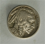 1926 S Buffalo Nickel
