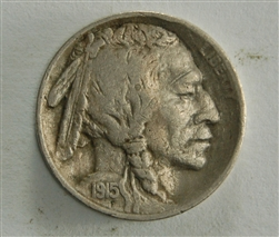 1915 S Buffalo Nickel