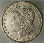 1896 O Morgan Silver Dollar