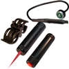 Alpec Red Laser Pool Cue Gift Set